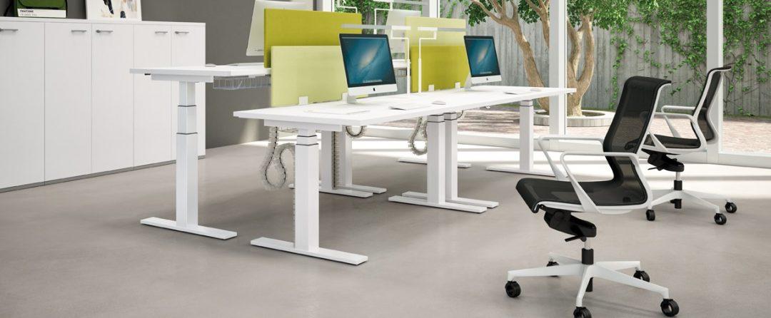 BENEFITS OF STANDSIT DESKS Lomas Office Furniture And